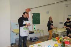 Vaření - zdravá pětka - Mgr. Jarmila Hrobařová